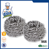 Mr.SIGA 2015 Top sale kitchen cleaning stainless steel scourer