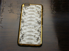 100% Authentic Python Leather for iPhone4 Case Factory Price