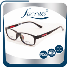 soft lady tr90 reading glasses eyewear frames with decoration