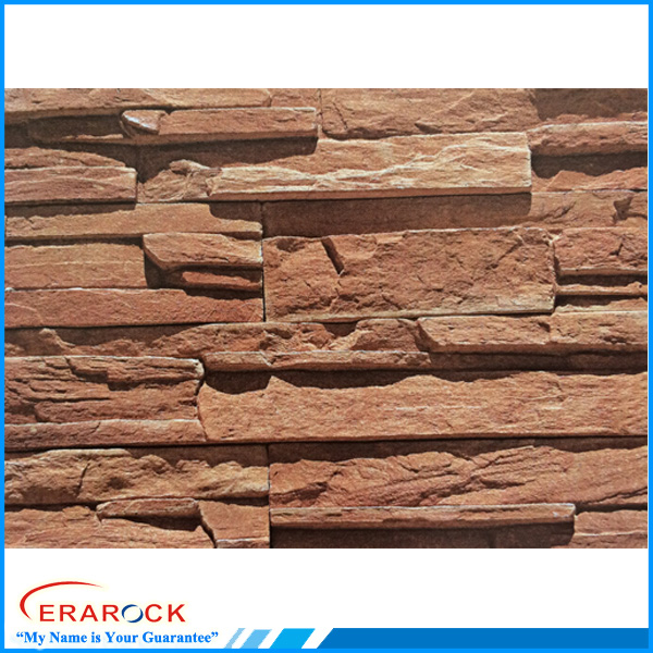 Cheap Cultured Stone Faux Stone Wall Panel For Decoration