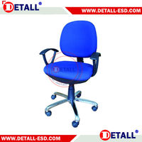 fashion adjustable textile rotating office chair