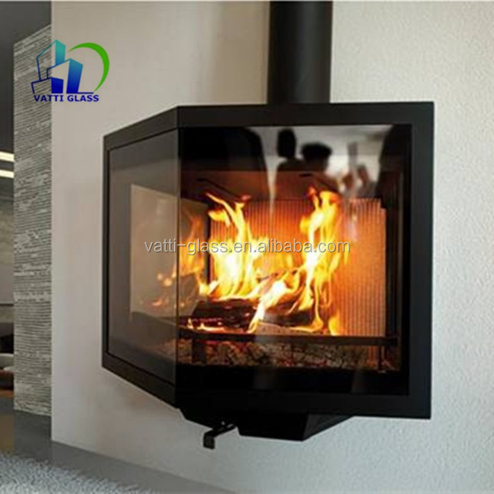 High Temperature Resistant Fireplace Ceramic Glass Buy