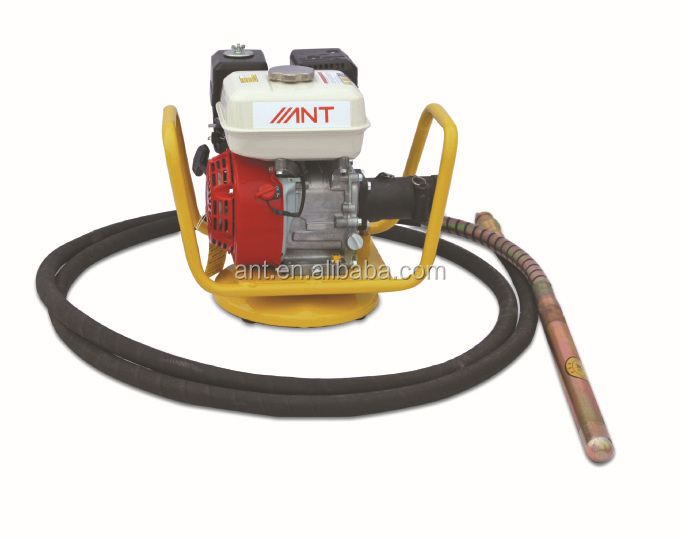 concrete vibrator with gasoline engine with CE vibrator beton