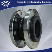 DN100 4 Inch Pipe Fitting Expansion Elastomer Rubber Joint