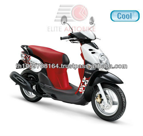 Fiore 110cc Red Scooter Vespa Thailand