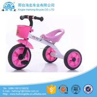 whole sale new model toys for kids tricycle three wheel bikes high quality