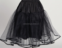 dropship 100%cotton beautiful underskirts party prom vintage skater sexy skirts