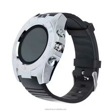 S5 bluetooth men smart watch phone with camera and sim card slot