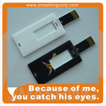 Credit Card USB Flash Drive Wholesale Card USB Flash Memory Stick With Customized LOGO