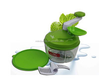 Plastic Vegetable and Fruit Chopper and Mixer