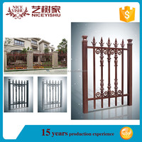 allibaba.com best selling products lowes aluminum fence/cheap decorative garden metal fencing/used aluminum fence for sale