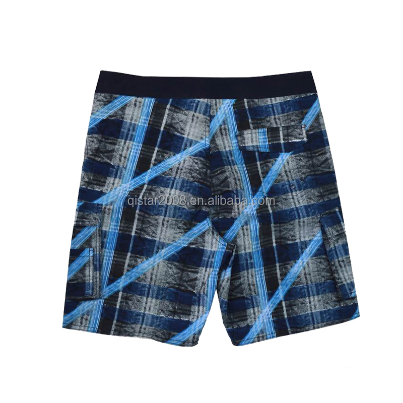 Custom Men No Problem Printed Tall Cosy Board Shorts