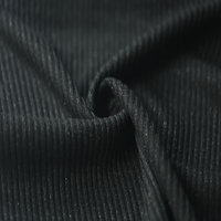 Stock Textile Material Clothing Rib Stripe