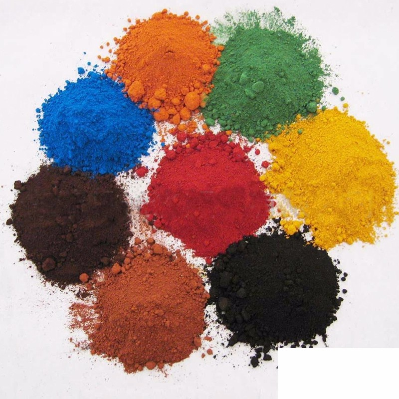Black Expoxy Polyester Powder Coatings Powder Paint