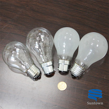 China manufacturer electric bulbs E27 75W
