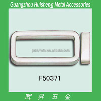 hot selling metal buckles for strap metal buckle for backpacks of bag accessories