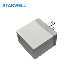 2016 new arrival Qualcomm Quick Charge 3.0 USB smart portable Charger, Travel Charger QC3.0 USB Wall Charger adapter EU/US plug