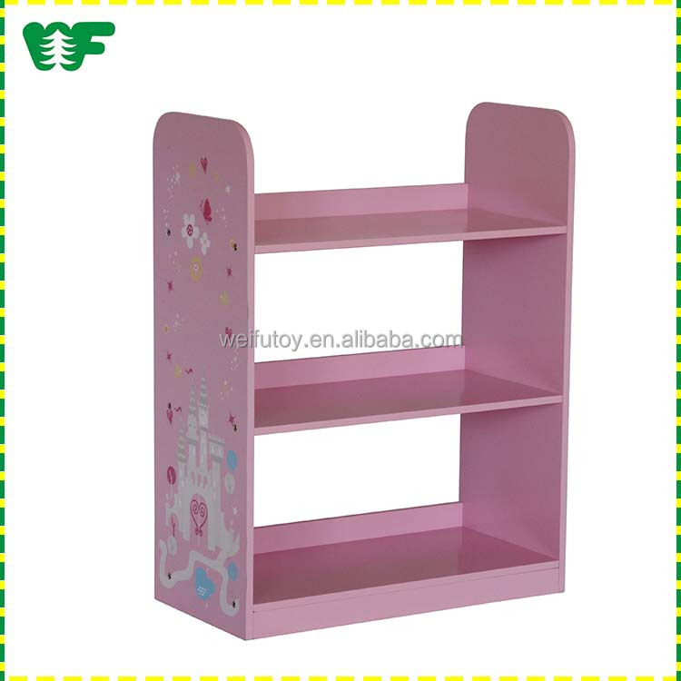 Promotional custom made kids high end wooden toy box