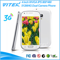 Alibaba Website 4 inch Small Dual Core Camera Android 3G Buy Mobile Phones