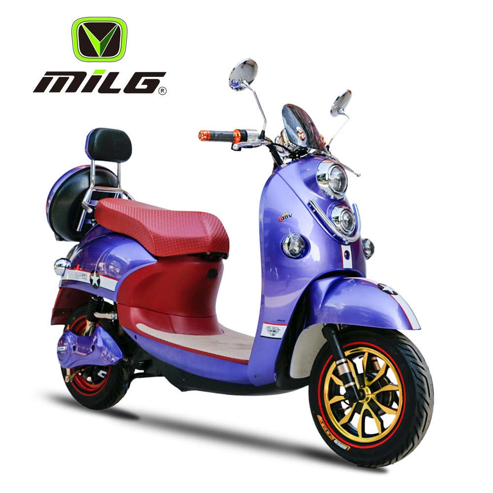 best value 60 / 70 / 80 / 90Kms Range Per Charge electric moped JGW