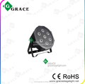 7*4w RGBW 4in1 mini LED par light Smart7 led par stage light