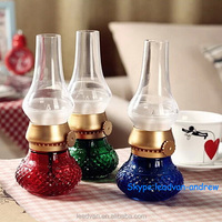 2014 New Creative Candle Light Vintage Oil Gas Blow Lamp