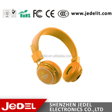 Hot selling stereo bluetooth handset with MP3 player