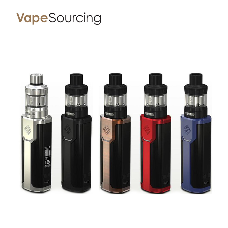 2017 new product WISMEC SINUOUS P80 , Wismec P80 vape mod kit