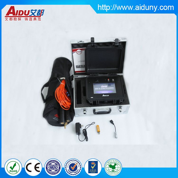 High power most reliable and accurate ADMT-6A Multi-Function Electric Geophysical Instrument