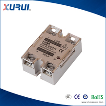 XSSR-DA4810 TUV&RoHS single phase dc to ac solid state relay 10a