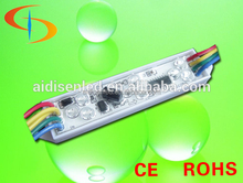 ADS-IT759 HOT Selling !!! 9PCS F5 plug hat LED lights Module for LOGO and Screen printing