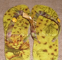 Brazilian handcrafted Slipper