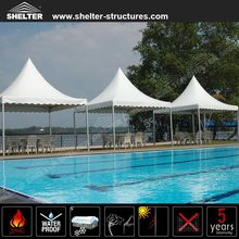 3x3,4x4,5x5,6x5,8x8,10x10m small arabic high peak roof top gazebo canopy pagoda tent for sale