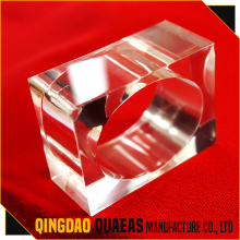 better quality fall crystal acrylic napkin ring ideas