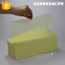 Multi-Purpose Spunlace Nonwoven disposable household cleaning wipes