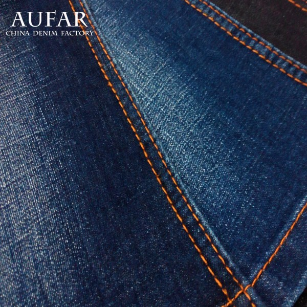 3816 Cheap China manufacture71%cotton27.6%polyester1.4%spandex denim jeans fabric