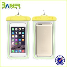 New Sale Popular High Quality waterproof cell phone case