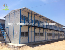 Prefab/Pefabricated K house for labour camp and site office and living room