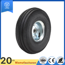 "High Quality 8 - 16 ""air pneumatic wheel for hand trolley"