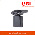 cycle recording 198L 1.5 inch 1080p car dvr driving recorder with night vision