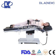 5 function electric patient bed Luxury medical instrument table surgical