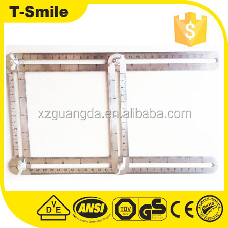 Amazon Bestseller Multi Angle Ruler Template Tool ST-AR001 Details
