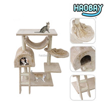 Guaranteed quality proper price design cat scratching tree