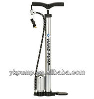 high pressure hand pump inflator bicycle motorcycle