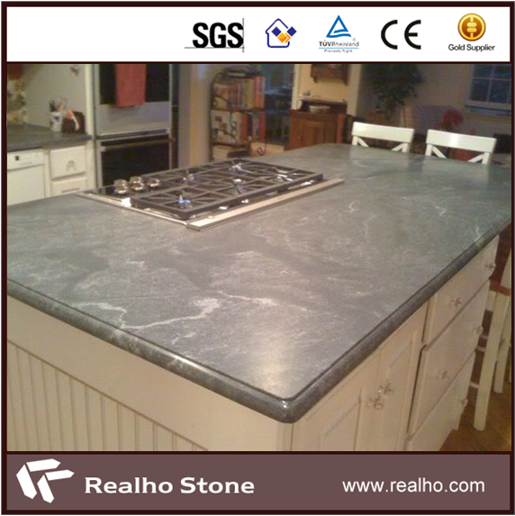 Good Price Black Jet Mist Granite Kitchen Countertops