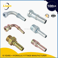 Heat Forged Hydraulic Fittings, Stainless Steel Hydraulic Fittings, Elbow Hydraulic Fittings