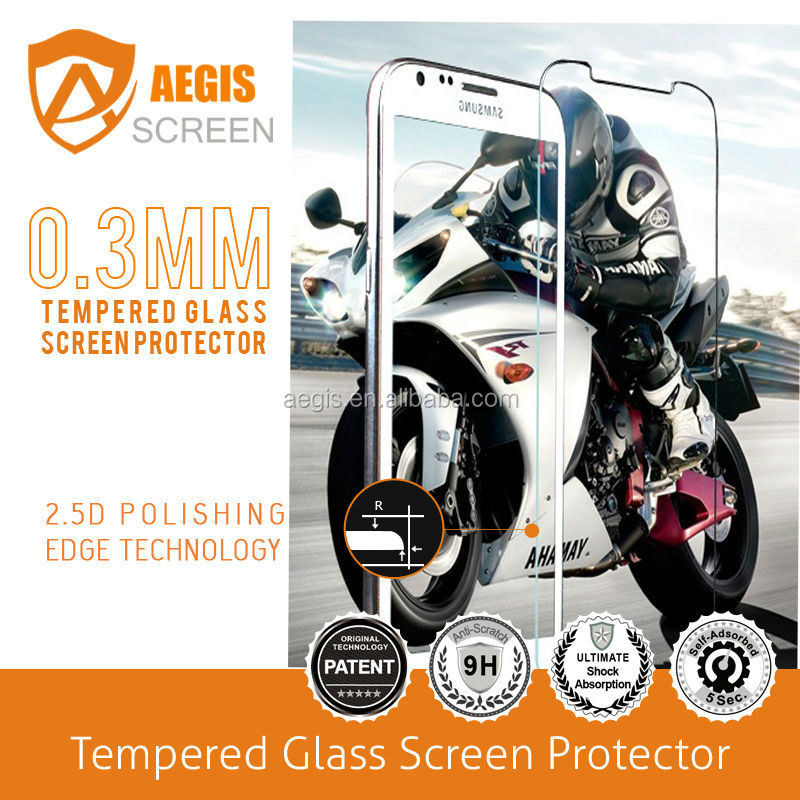 Anti glare screen shield for samsung with OEM/ODM package