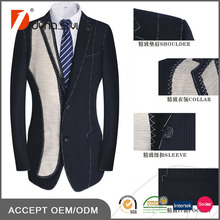 Wholesale Custom Made High Quality Men's Business Suits Jacket Blazer and Pants