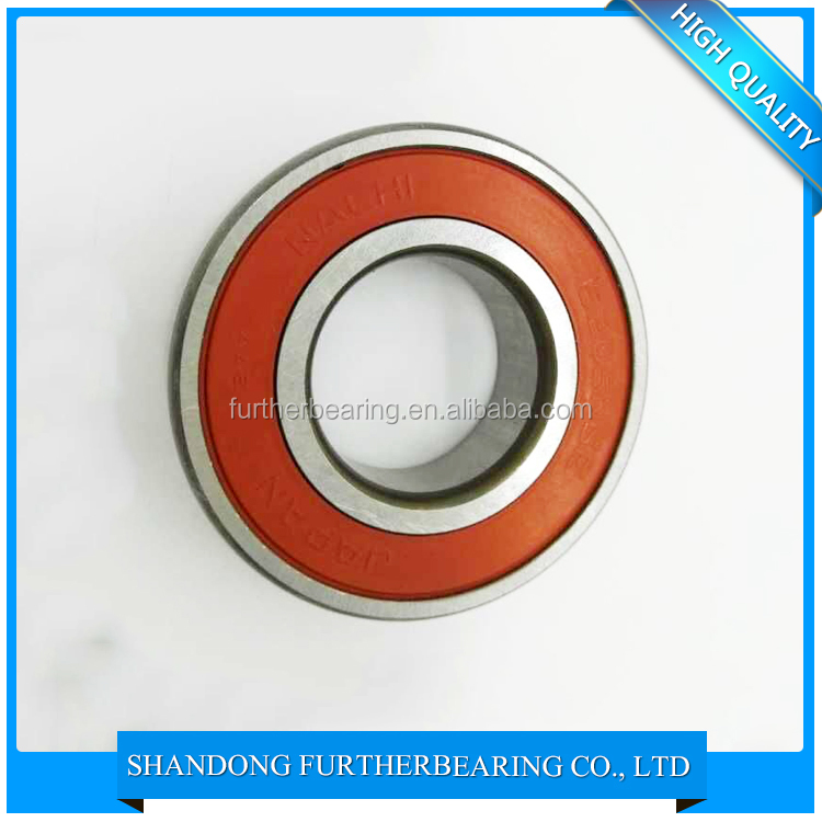 Chrome Steel, Carbon Steel 6008 quality and quantity assured deep groove bearing