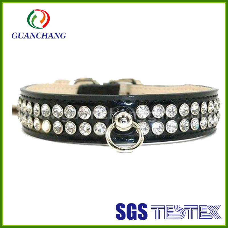 Fashion Rhinestone Crystale Dog Collar for Pet Cat Dog, diamond dog collar